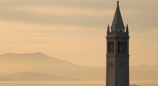 Seismic Music at UC Berkeley's Campanile, Performed by the Earth