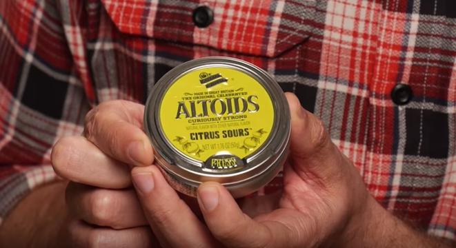 good mythical morning taste tests 13 year old sour altoids and