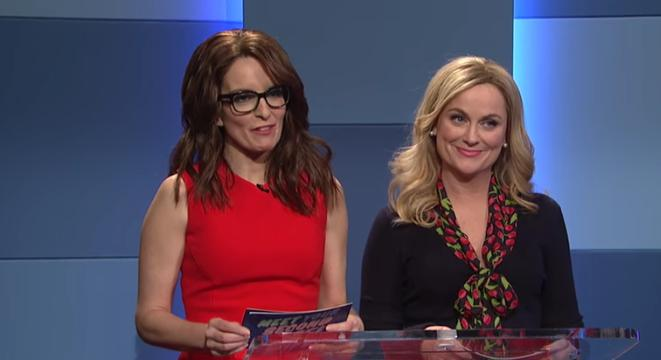 snl skits tina fey meet your second wife