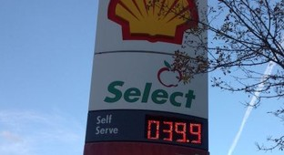 Shell brings back 1984 gas prices to celebrate anniversary