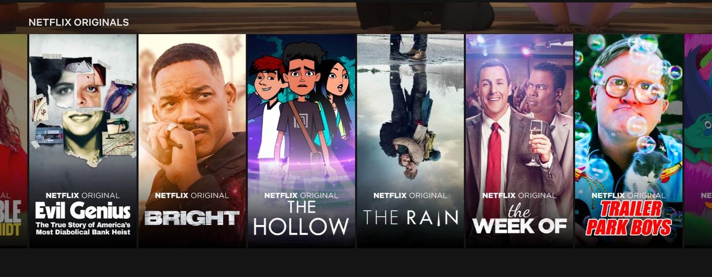 I Forced Myself To Watch Netflix Original Movies For A Month. Here's What I  Learned - Digg
