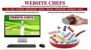 I Love Websitechefs.com, A Simple Digital Marketing Website