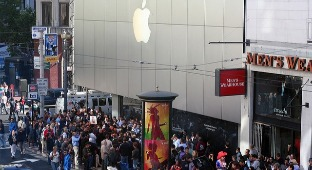 Retail Therapy: Inside the Apple Store: Product Launch.