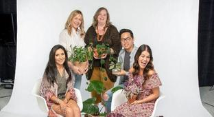 The Instagram Gardening Stars Of Southern California