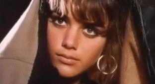 Tina Aumont: This beautiful bad girl was the junkie 'Zelig' of the 60s and 70s Euro underground