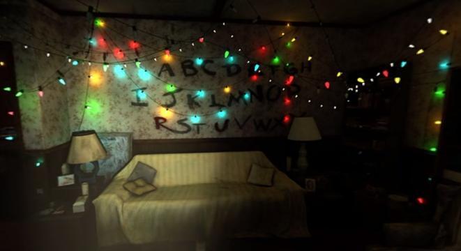 Christmas Lights Indiana