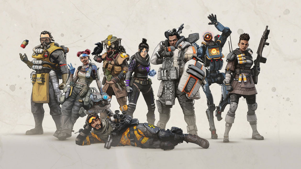 Why Is 'Apex Legends' So Good? It Makes Playing With