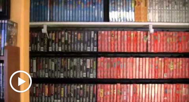 Every Game Collector's Dream Room