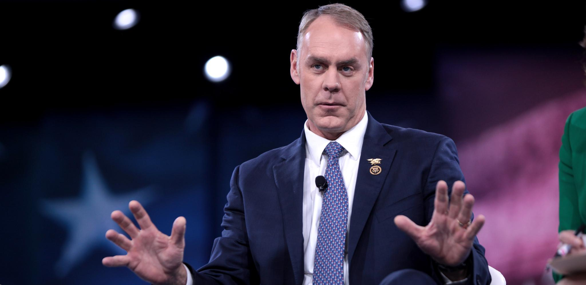 What You Need To Know About Ryan Zinke Trumps Pick For Interior