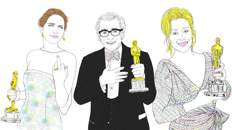 The Biggest Losers In Oscar History And Other Things You Didn't Know - Digg