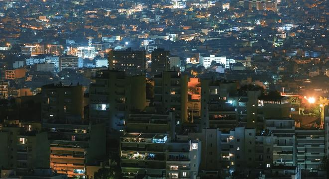 This Time-Lapse Portrait Of Athens Is Stunning