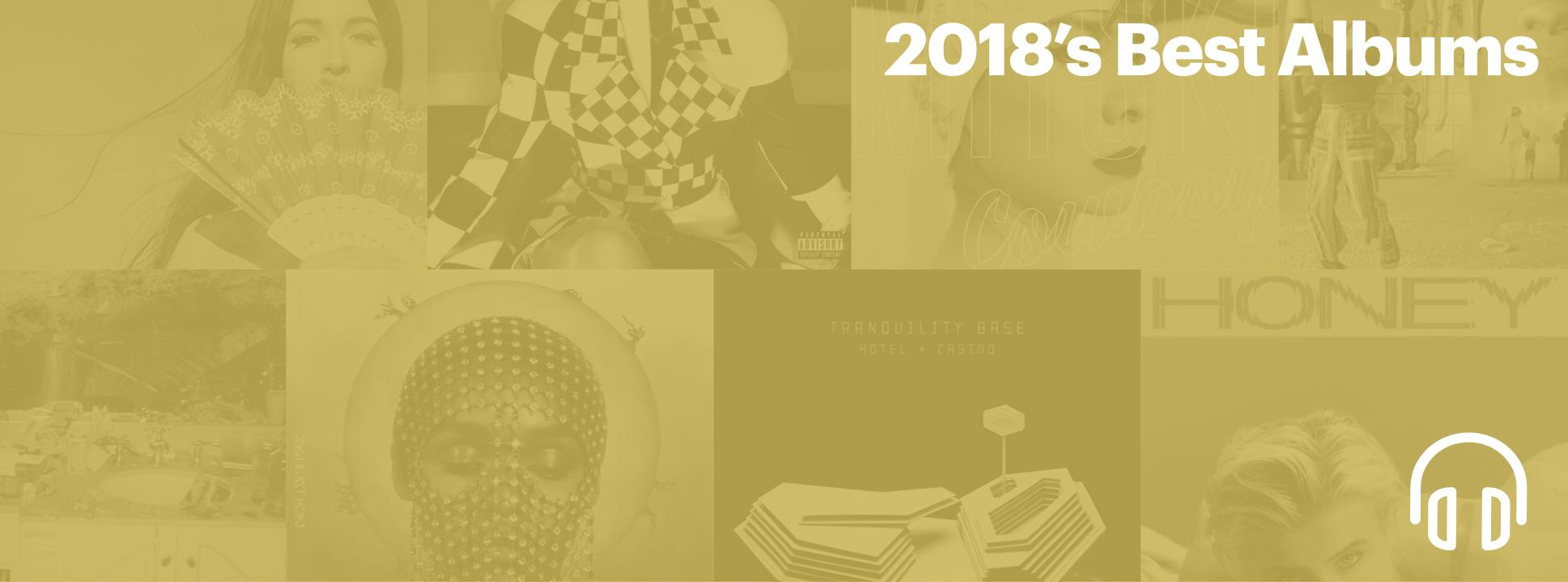The Top 10 Albums Of 2018, According To Everyone