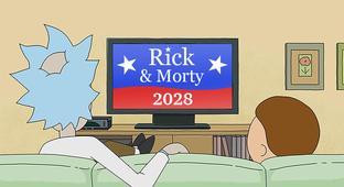 'Rick And Morty' 2028?