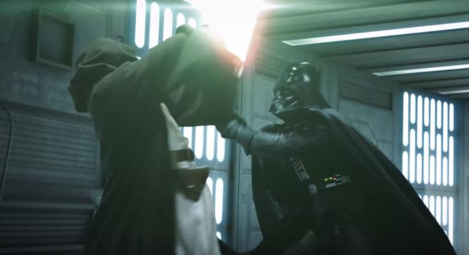 This Reimagining Of The Obi Wan Kenobi/Darth Vader Fight Is So Much Better Than The Original