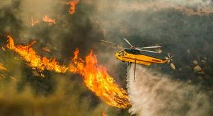 Hospitals Aren't Ready For A Mass-Casualty Wildfire