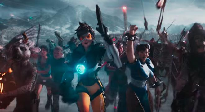 The Brandpocalypse Draws Closer In This Full 'Ready Player One' Trailer