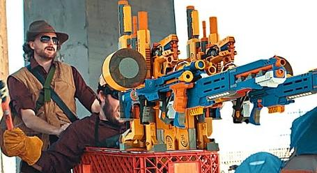 We Can't Believe It Took This Long To Recreate 'Team Fortress 2' With Nerf  Guns - Digg