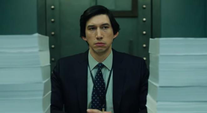 Adam Driver Investigates Torture Accusations By The CIA In The Intense Teaser Trailer For 'The Report'