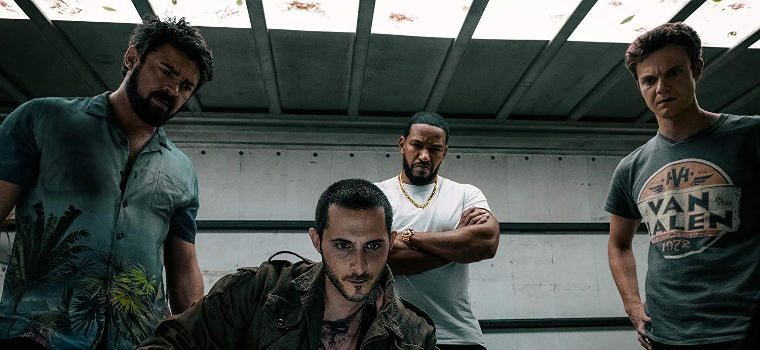 Is Amazon's Dark Comedy Superhero Show 'The Boys' Any Good? Here's What The Reviews Have To Say