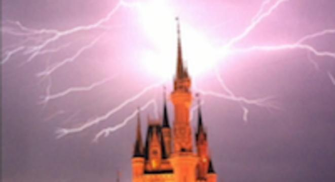 Watch Lightning Bolts Spider Web Across The Sky In Shocking Slow