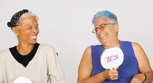 Older Lesbians Play A Very Raunchy Game Of 'Never Have I Ever'