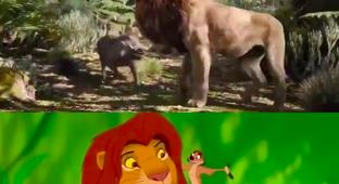 'The Lion King' Live-Action Remake Looks Lackluster Compared To The Original Movie