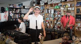 Bleachers Performed For NPR Music's Tiny Desk Concert, And It's Good