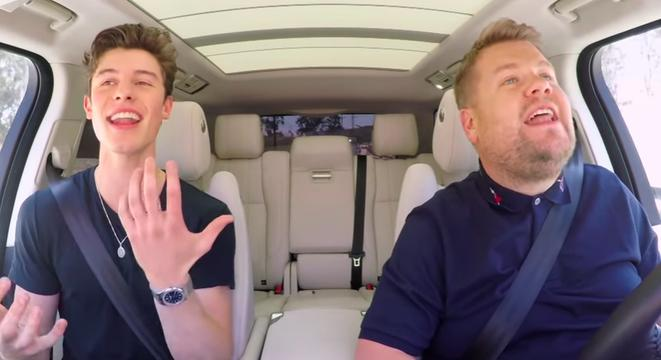 An Extremely Canadian Carpool Karaoke Starring Shawn Mendes Digg