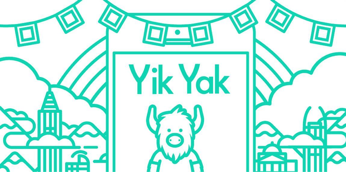 Hook up on yik yak