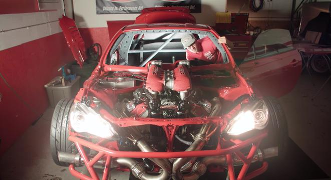 A Toyota Is A Great Place To Put A Ferrari Engine - Digg