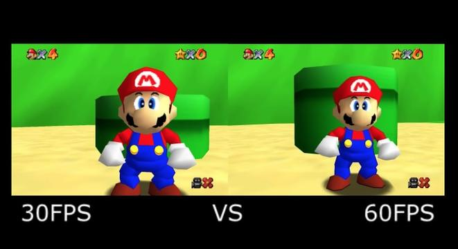 Mario 64' Running At 60 FPS Looks Incredible And Also Deeply Wrong