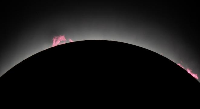 This Hi-Def Video Of The Total Solar Eclipse Is Absolutely Spectacular