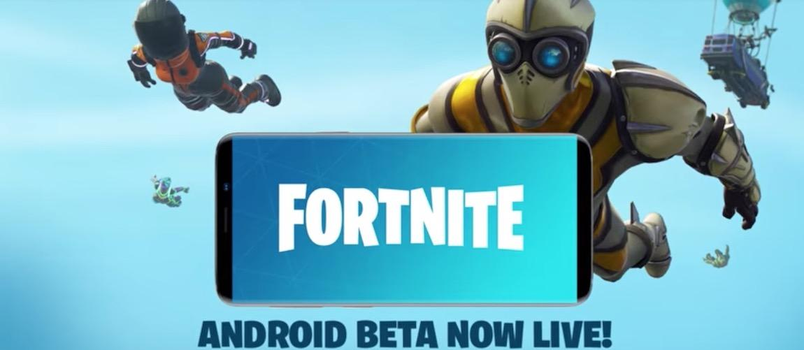 Fortnite Has Come To Android Phones Is It Any Good Here S What