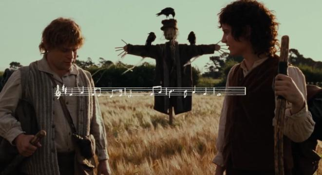 Leitmotif Lord Of The Rings