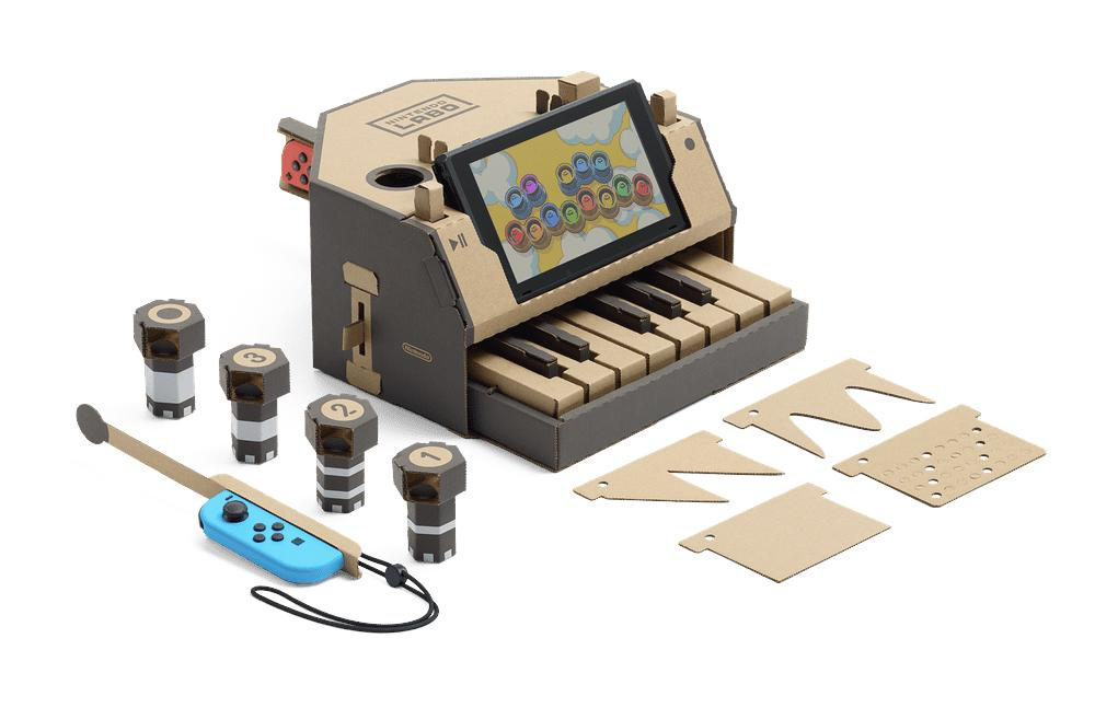 People Made Loads Of Cool Stuff With Nintendo's 'Labo' In Its First