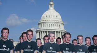 Watch Mark Zuckerberg Testify Before Congress Live