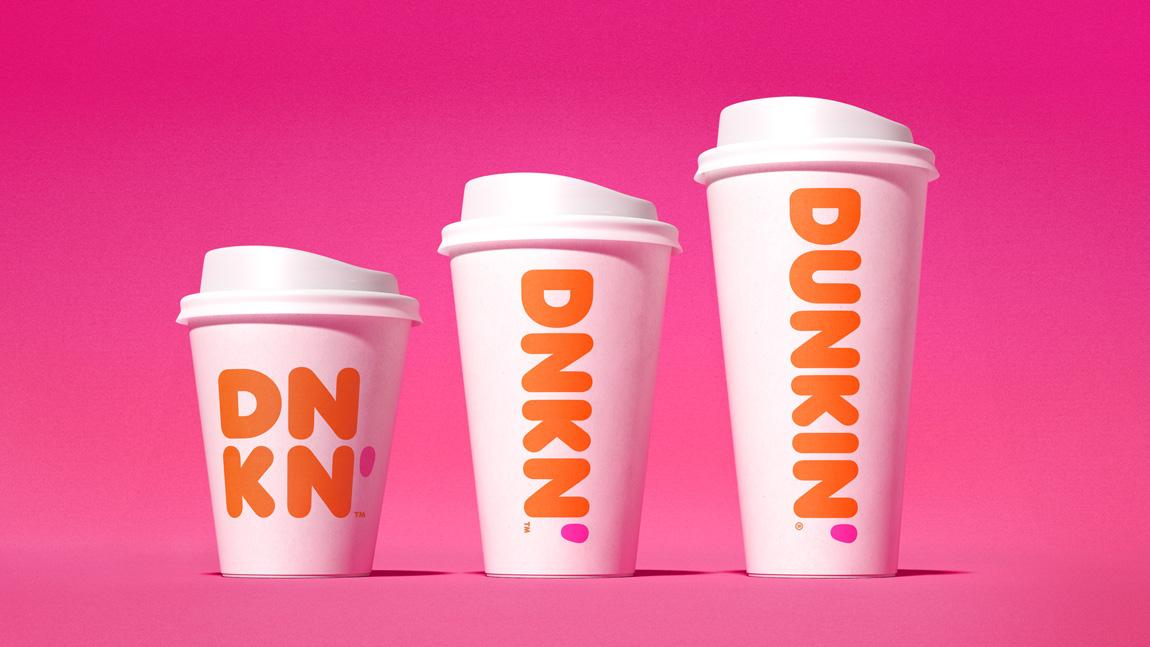 Dunkin' Donuts Rebrands To Just Dunkin' — Which Is Just Fine, I Think