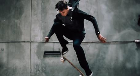 Tony Hawk Explains How To Land A Perfectly Adequate Ollie