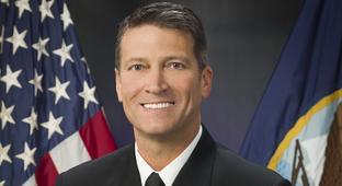 Ronny Jackson, Trump's VA Secretary Nominee, Withdraws From Consideration
