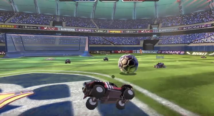 How 'Rocket League' Went From A Mode In Another Game To A Highly Successful Stand Alone