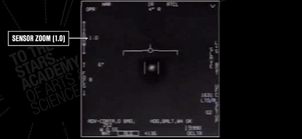 UFO Research Company Releases New Pentagon Footage Of Extremely Fast-Moving Object