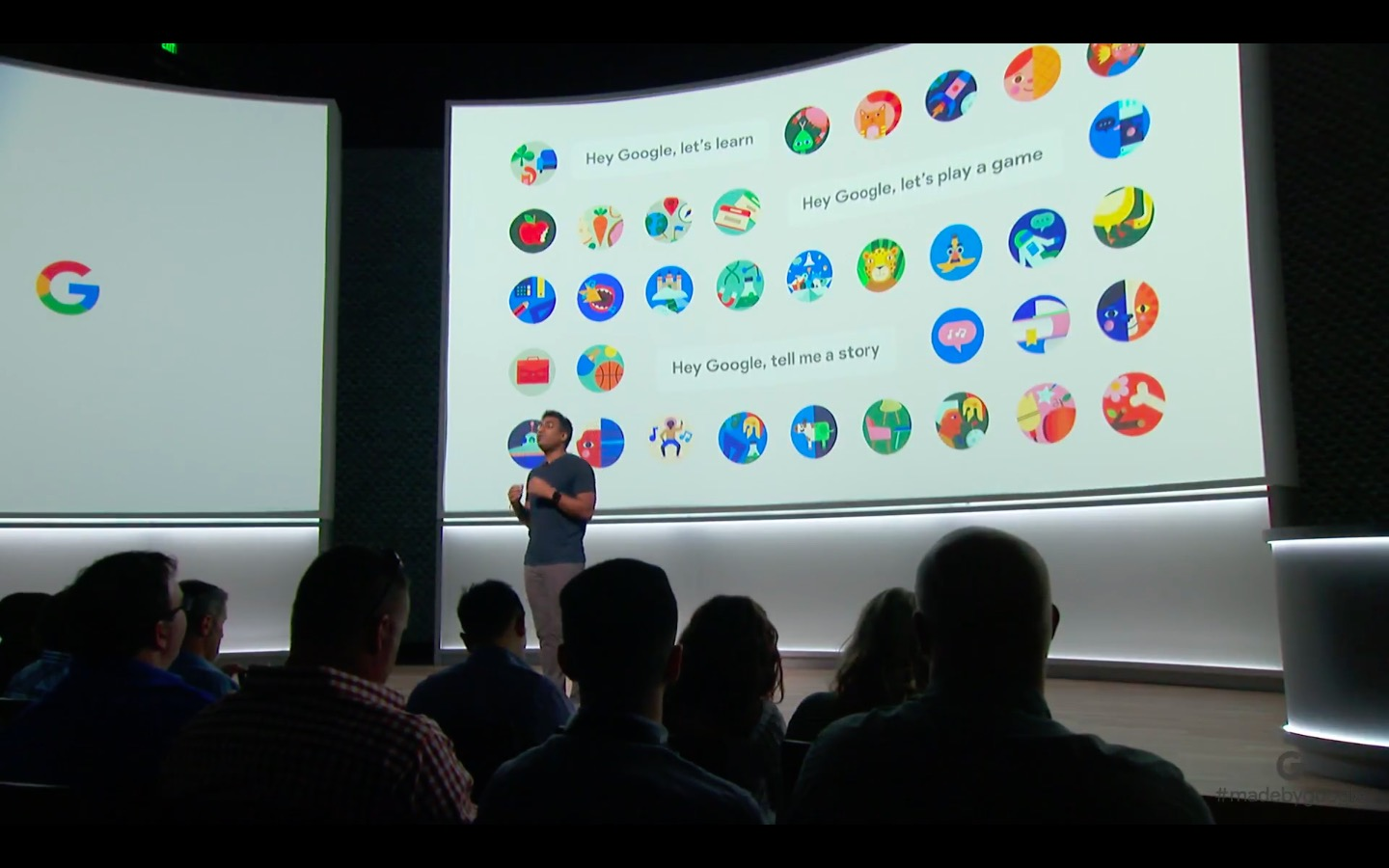 Just The Good Stuff From Wednesday's Google Event - Digg