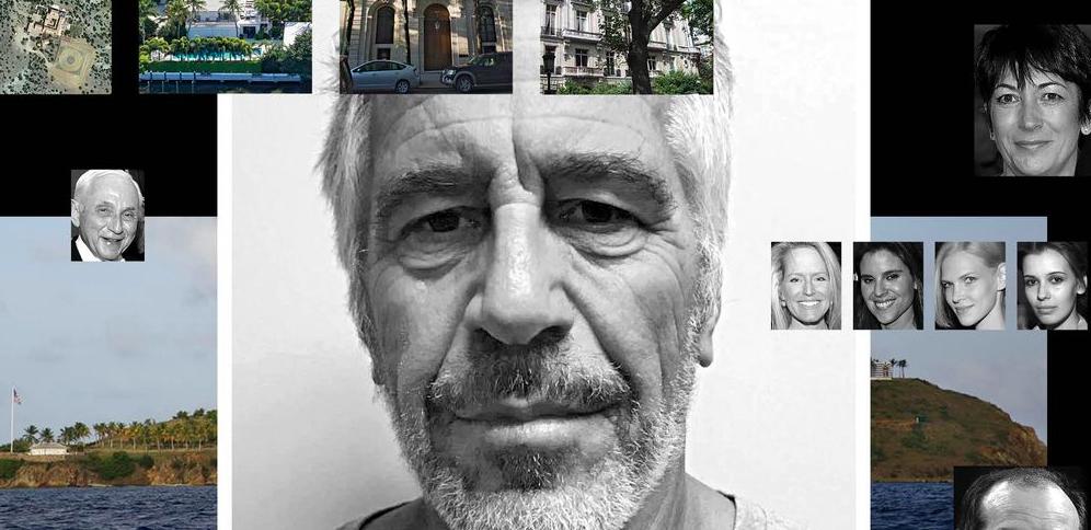 The Complicated Orbit Of Jeffrey Epstein (2019)