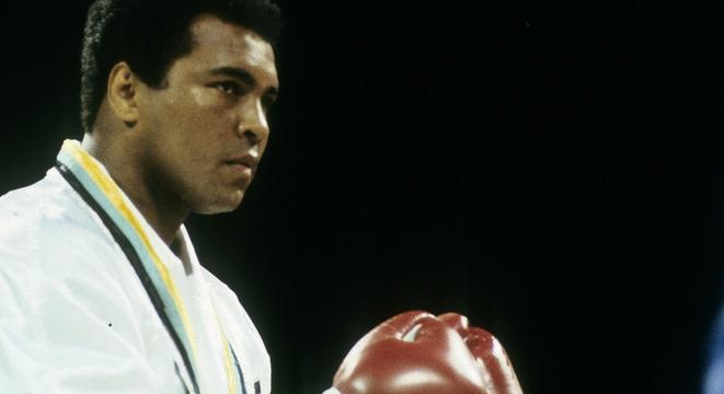 Muhammad Ali's Last Rounds