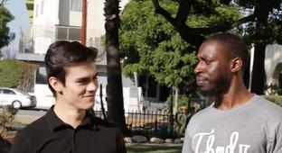 Two Unfunny Bros Can't Break Free Of The World's Dumbest Joke Riff