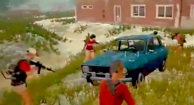 This Might Be The Most Beautiful Pubg Clip We Ve Ever Seen Digg