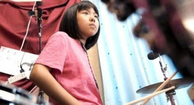 A 9-Year-Old Drumming Prodigy Is Taking The World By Storm