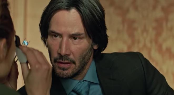 Keanu Reeves Accidentally Sells Fake Diamonds To Some Russian Hit