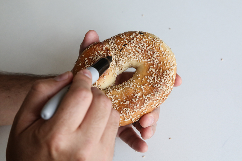 How To Slice A Bagel Along A Mobius Strip And Why Digg