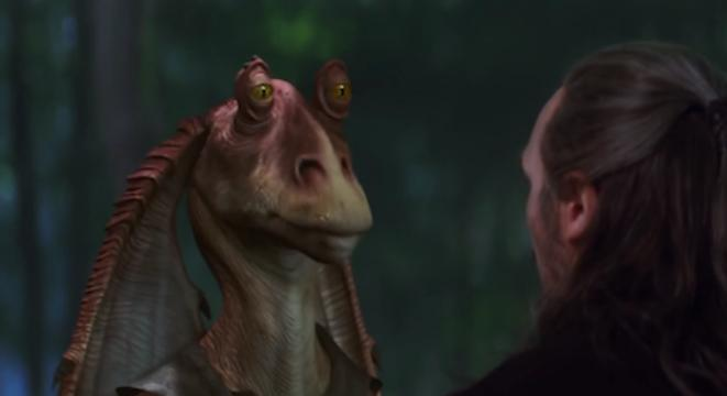jar jar binks sith lord